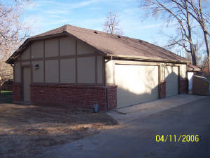 Arapahoe County garage builder